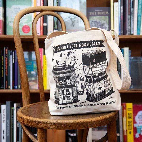 Kerouac Alley Shoulder Bag