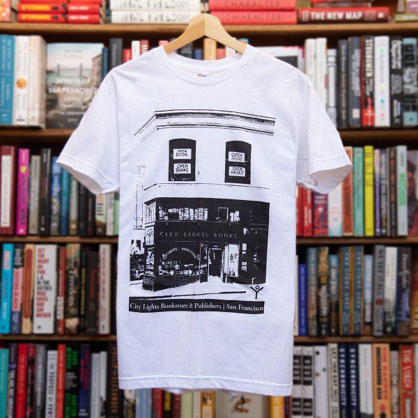 City Lights Storefront T-shirt