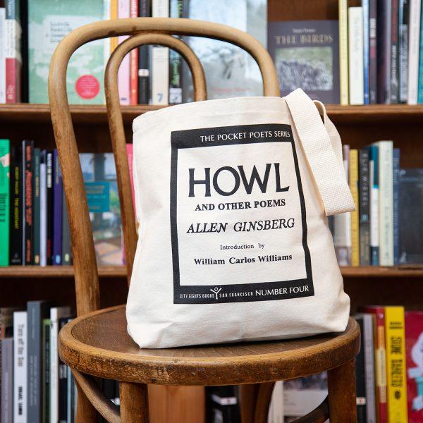 City Lights Howl Shoulder Bag