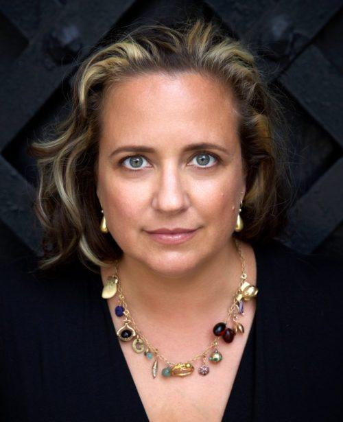 Portrait of author Laura R.
