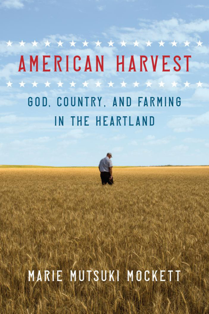 Book cover for American Harvest