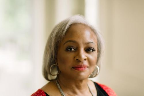 Author portrait of Carol Anderson