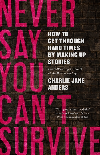 Charlie Jane Anders in conversation with Kelly Link
