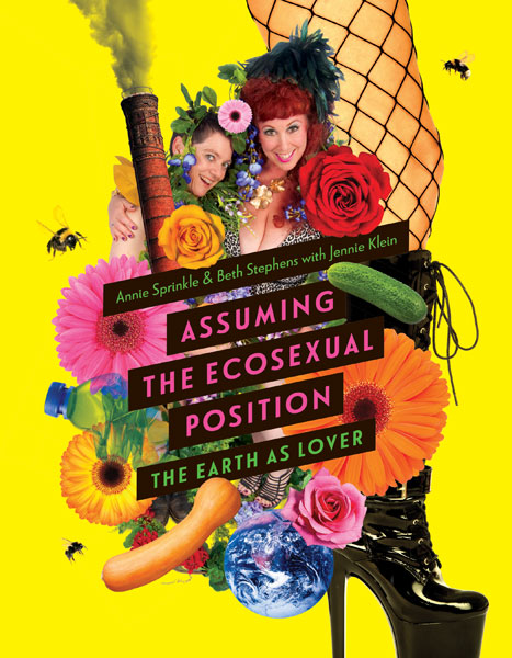 Sidewalk Ecosex Clinic with Annie Sprinkle and Beth Stephens